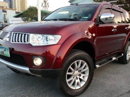 Best buy Rare Condition Orig 2010 Mitsubishi Montero Sport GLS AT