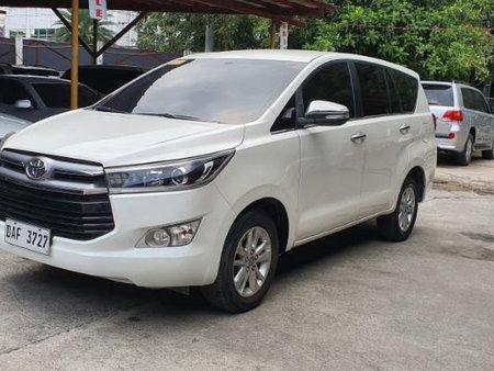 2017 Toyota Innova V Diesel AT