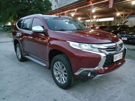 Selling Mitsubishi Montero Sport 2018 in Manila