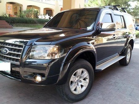 Immaculate Condition Best buy 2009 Ford Everest XLT MT