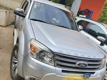 FORD EVEREST 2013 for sale in Davao City
