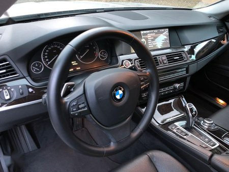 Sell Silver 2013 Bmw 528I in Quezon City
