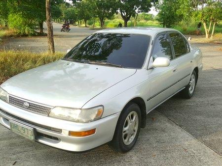 Selling Toyota Corolla GLI 1996 (1997 Acquired) Automatic