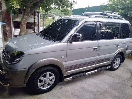 Selling Silver Mitsubishi Adventure 2011 in Naic