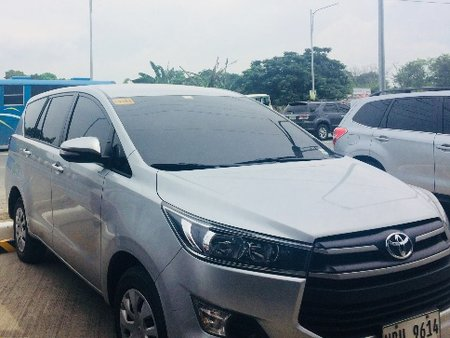 Rush 2017 Toyota Innova 2.0K M/T Gas for sale in Taguig city