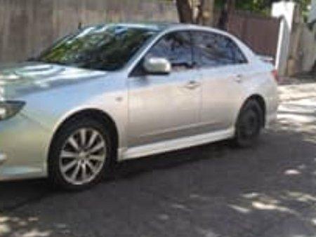 Brightsilver Subaru Impreza 2011 for sale in Automatic