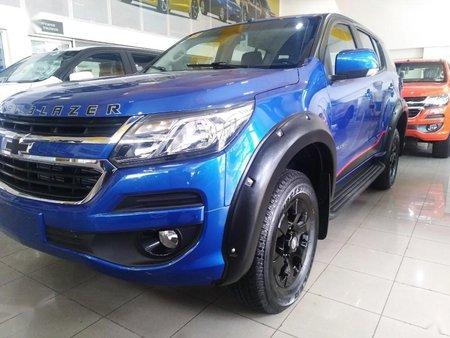 Selling Blue Chevrolet Trailblazer 0 in Pasig
