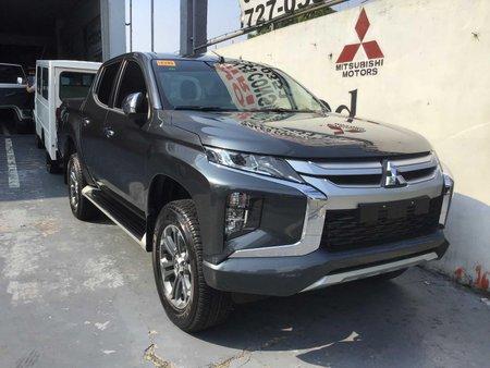 2020 Mitsubishi Brandnew Strada Automatic