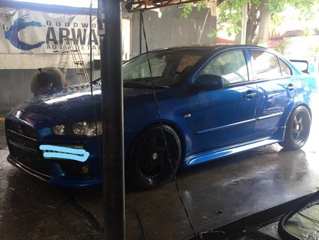 Mitsubishi Lancer Ex gta 2012 model nice car & good price for sale in Las Pinas