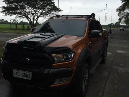 Used Ford Ranger 2018 for sale in Tagum