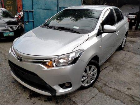 2016 Toyota VIOS 1.3 E MANUAL