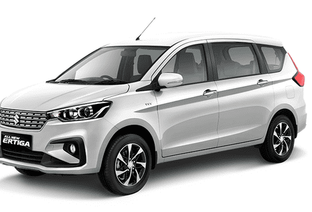 Suzuki Ertiga GLX AT 2020 Black Edition