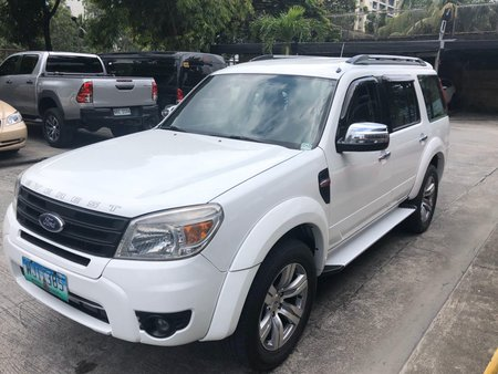 2013 Ford Everest 4x2 for sale in Pasig