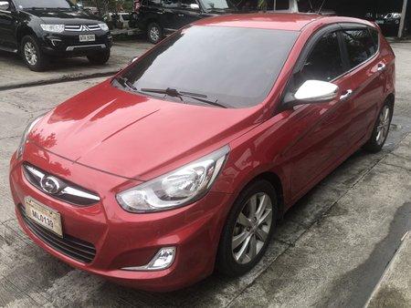 2014 Hyundai Accent Hatchback 1.6L AT