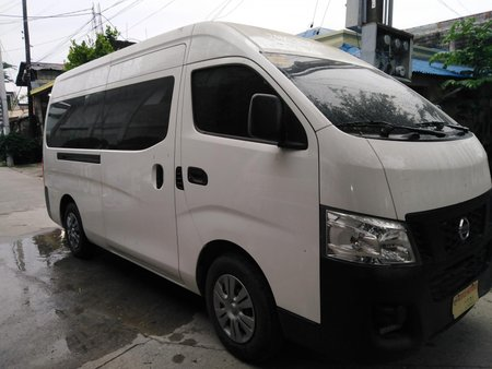 2016 Nissan Nv350 Urvan for sale in Tarlac City