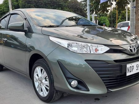 Toyota Vios 2019 New Look Edition Automatic not 2018