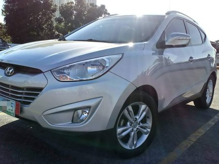 Celebrity owner Well Maintained 2012 Hyundai Tucson GLS AT