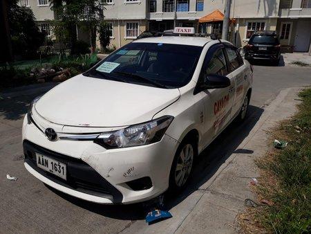 2014 Toyota Vios Taxi