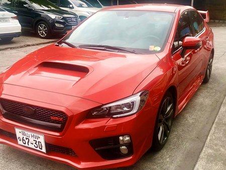 2016 Subaru WRX 4D 2.0 AT