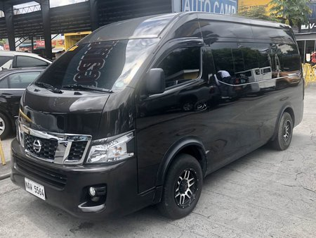 2018 Nissan Urvan NV350 MT (Customized)