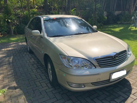 TOYOTA CAMRY 2004 AUTOMATIC