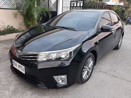 2014 Toyota Corolla Altis 1.6G Automatic Excellent Condition