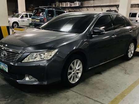 TOYOTA CAMRY 2013 3.5Q AUTOMATIC
