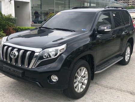 2016 Toyota Land Cruiser Prado VX 4.0 V6 AT