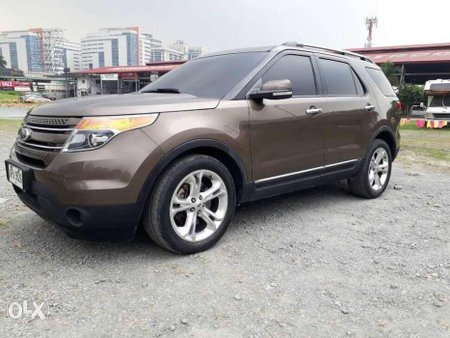 2015 Ford Explorer 2.0L EcoBoost AT