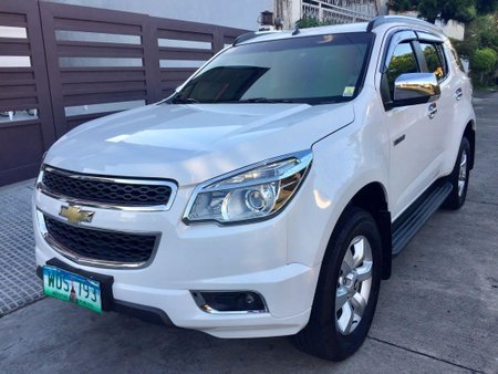 2014 Chevrolet Trailblazer 2.8L 4x4 AT