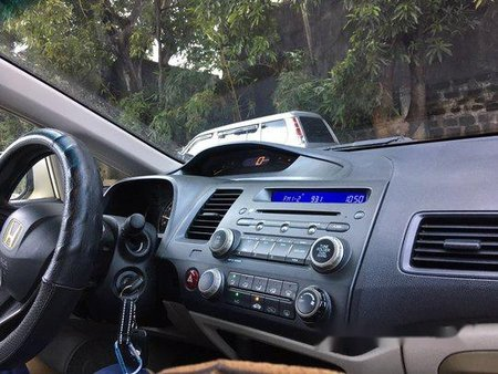 Selling White Honda Civic 2007 in Antipolo