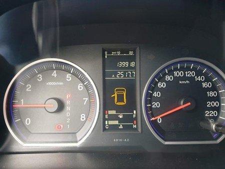 Sell Beige 2007 Honda Cr-V in San Roque