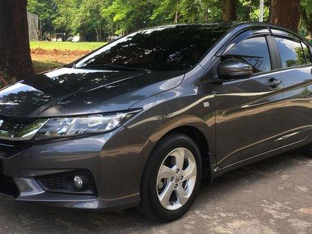 Selling 2016 Honda City E Automatic