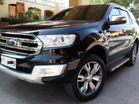 Almost Brand New 2019 Ford Everest Titanium AT