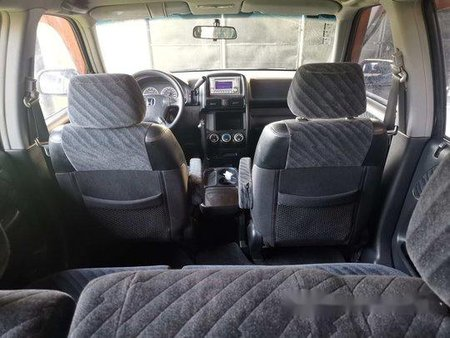 Silver Honda Cr-V 2005 for sale in Automatic