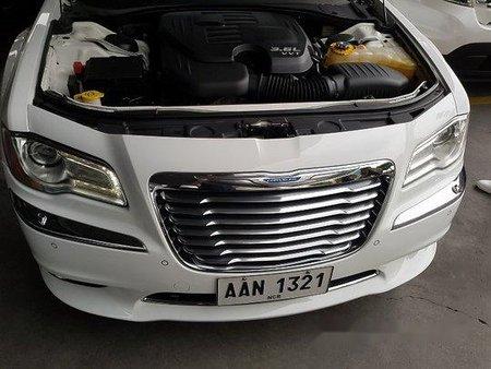 Sell White 2014 Chrysler 300c in Manila