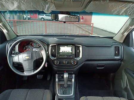 Grey Chevrolet Trailblazer 2018 for sale in Marikina
