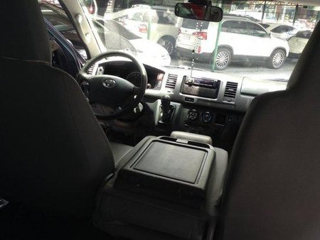Green Toyota Hiace 2009 for sale in Quezon City