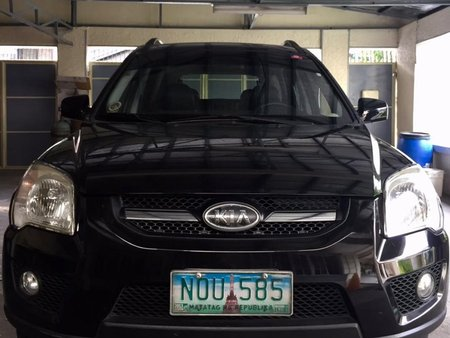 Selling Kia Sportage 2010 in Manila