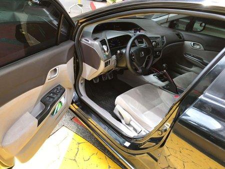 Sell Black 2013 Honda Civic in Manila