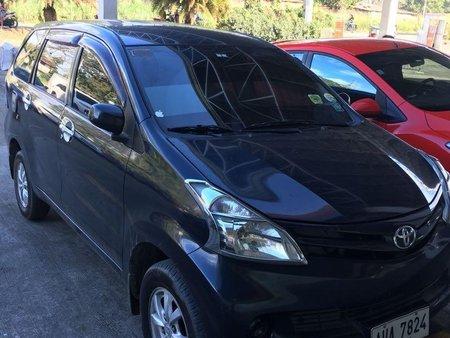 Black Toyota Avanza 2015 for sale in Manila