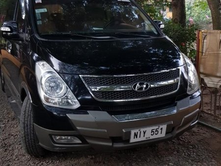 Selling Hyundai Starex 2010 in Quezon City