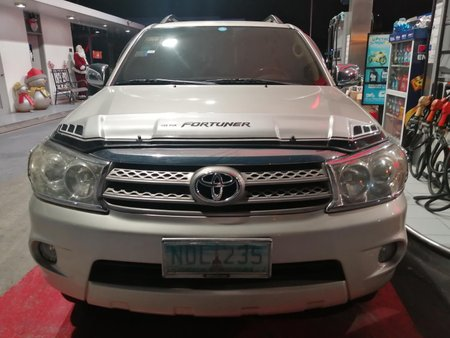 2010 Toyota Fortuner G GAS