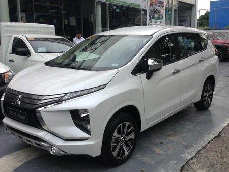 Selling White Mitsubishi XPANDER 0 in Manila