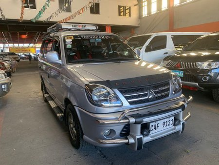 Mitsubishi Adventure 2017 for sale in Quezon City