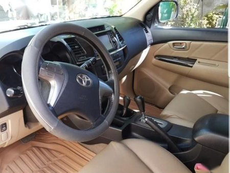Selling Toyota Fortuner 2014 in Makati