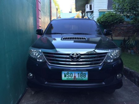 Selling Toyota Fortuner 2013 in Baliwag