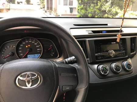 Toyota Rav4 2014 for sale in Quezon City