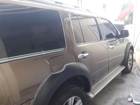 Sell Black 2011 Ford Everest in Manila