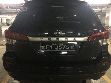 Selling Black Nissan Terra 2019 in Quezon City